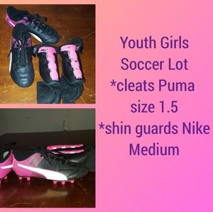 Youth Soccer Lot